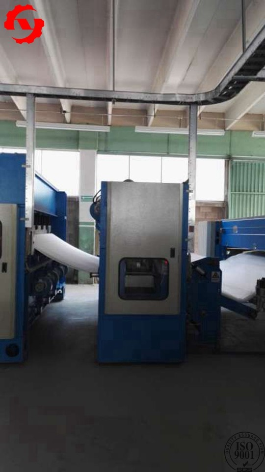Polypropylene Geotextile Production Line For Making Needle Punching Felt