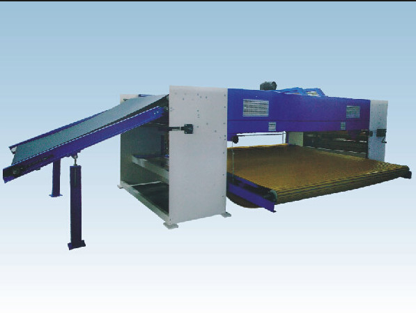 Customized 5500mm Cross Lapper Machine CE / ISO9001 Certification