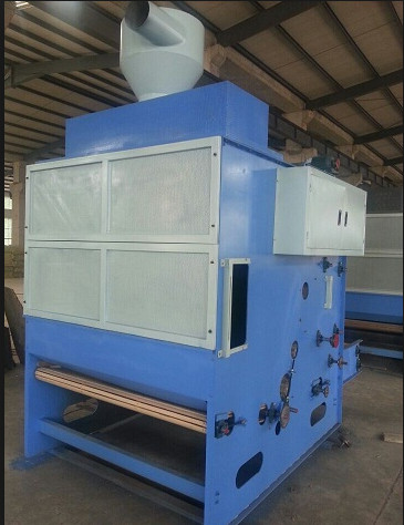 High Speed Vibratory Parts Feeder 1.5m For Surgical Cloth 2.25-3.3kw